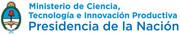 Logo Ministerio de Cienca